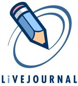 Нажатие кнопки LiveJournal на сайте. Userator