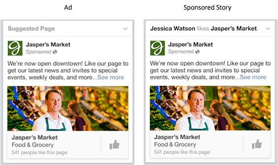 Изменение формата рекламы в Facebook